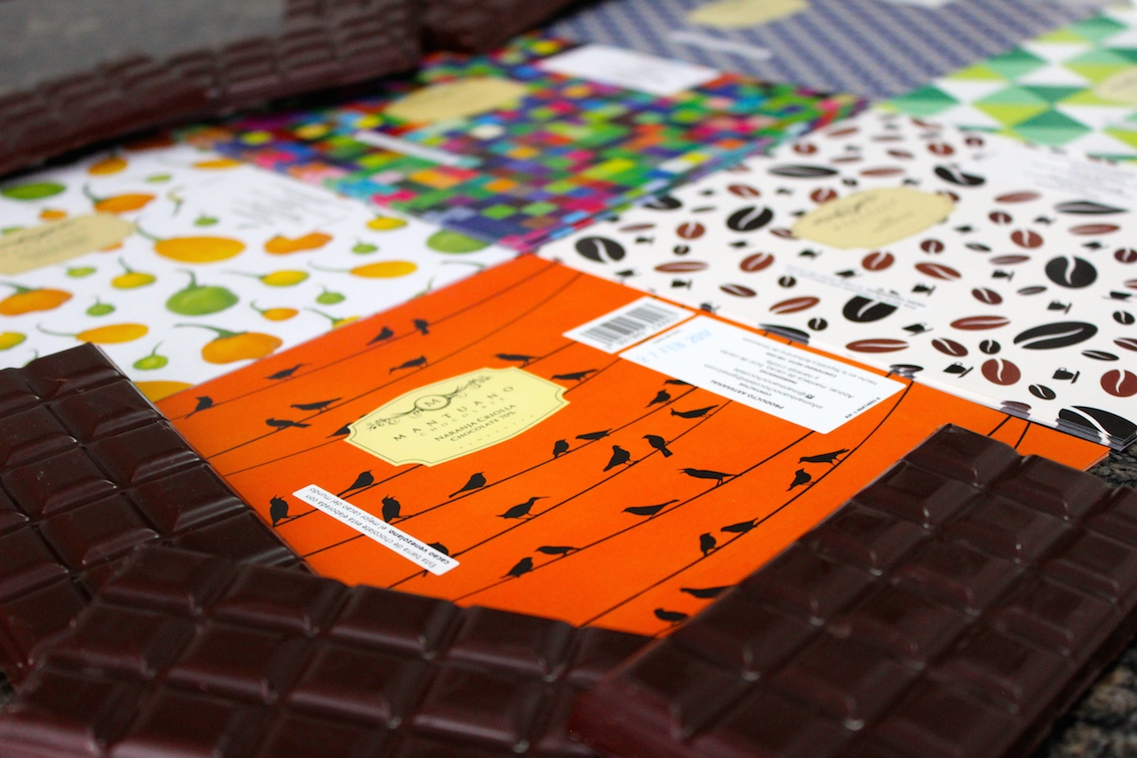 Mantuano Chocolates and its creative packaging
