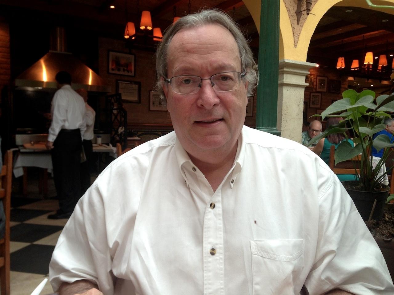 Jorge Redmond, presidente de Chocolates El Rey